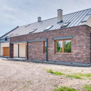 Fotografia domu w Henrykowie