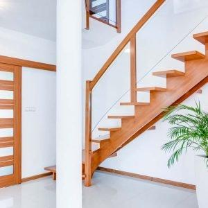 Zdjęcia wnętrz - schody